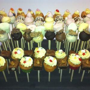Desserts's op stok