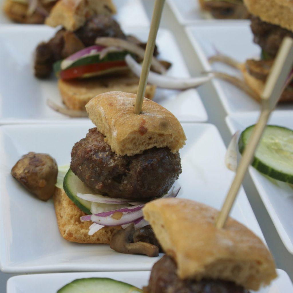 Assortiment BBQ Chef - Hamburgertje van HuisChef