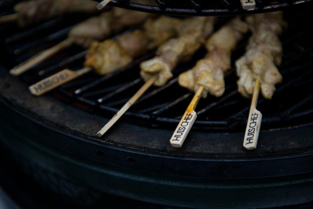 BBQ De wereld Rond in Laren