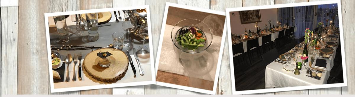 21 diner met kok Huischef