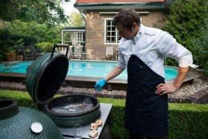 BBQ-kok aan huis in Laren