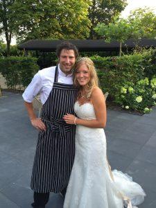 Catering trouwfeest Amersfoort