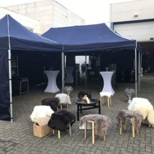 Verhuur tenten