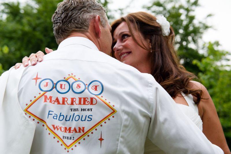 Bruidspaar Hilversum