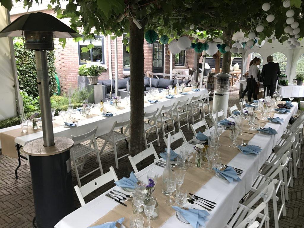 Bruiloft Laren