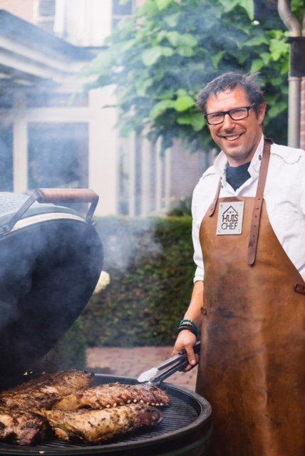 BBQ Chef aan Huis