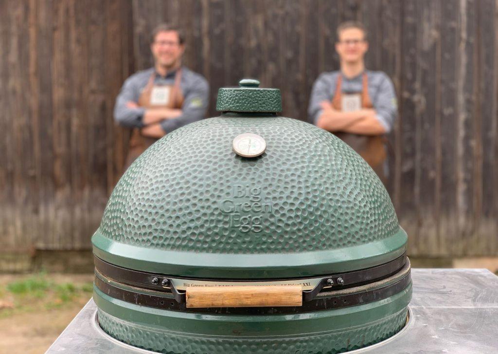 BBQ Chef's Mark&Wido van huischef