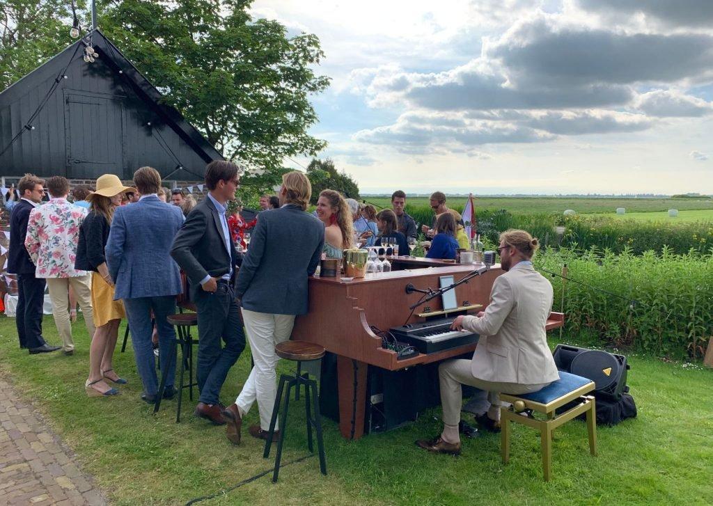 De piano bar