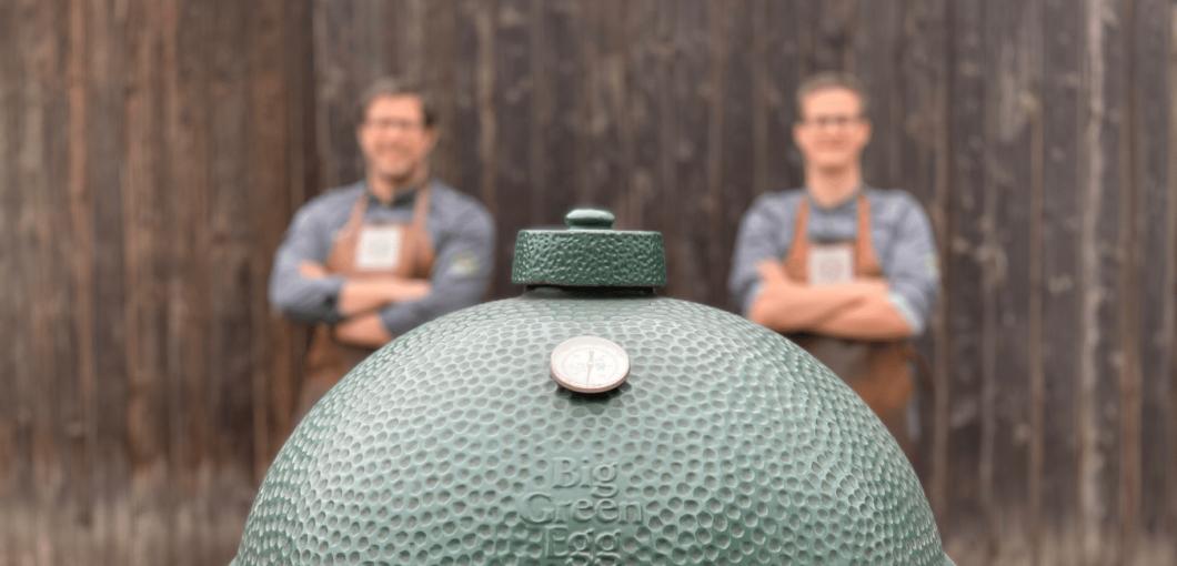 BBQ Chef bij Big Green Egg van HuisChef catering Soest