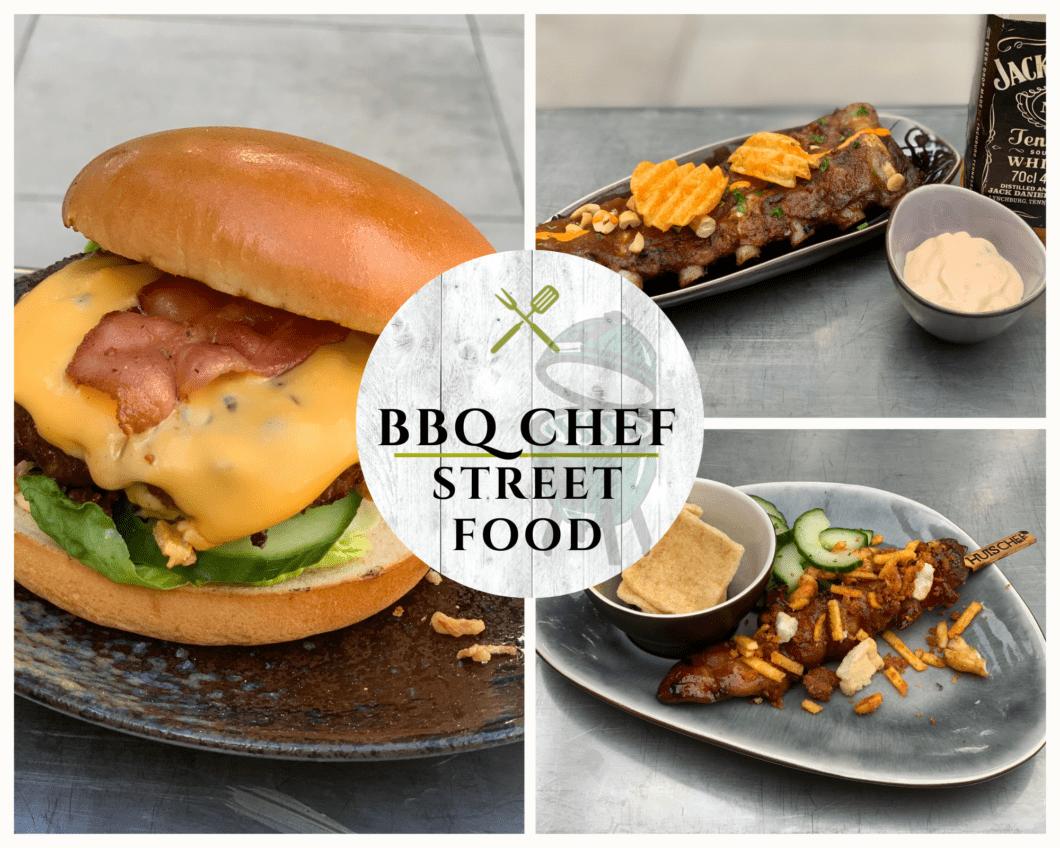 BBQ Chef Street Food